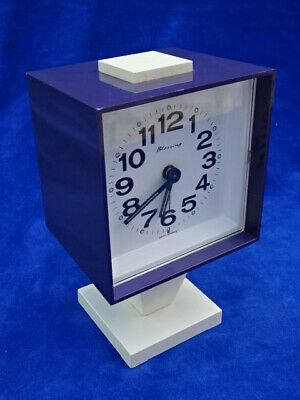 REVEIL ANCIEN / Old alarm clock - VINTAGE - BLESSING - TOP+++ ! RARE !