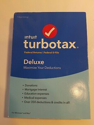 turbotax for mac and pc