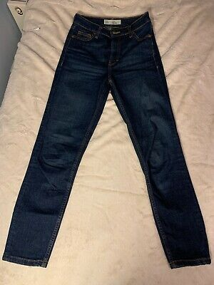 Clothing, Shoes & Accessories Jeans Topshop Moto Orson Jeans Size 26 Fn35