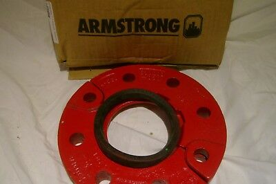 Armstrong Flange Kits ( GROVED) Size 3 inch new in original box