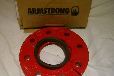Armstrong 570207-0000  Armstrong Flange Kits ( GROVED) Size 4 inch new inbox
