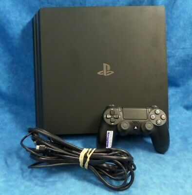 Sony PlayStation 4 Pro CUH-7015B 1TB Gaming System 🎮 Near Mint Condition 🎮