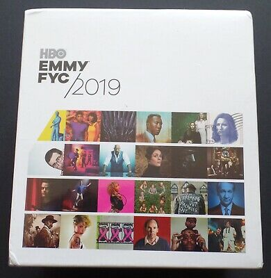 Game of Thrones Veep Succession Ballers Brexit +MORE - HBO 2019 Emmy DVD Set