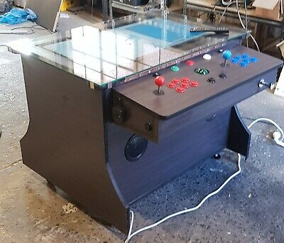 """Coffee Table Arcade, 32"""" LED screen, 30,000 Games, Pinball, Jukebox, All in 1"""