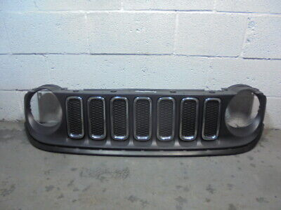 Jeep Renegade Front Bumper Grill 2018-Onwards Genuine 735587828