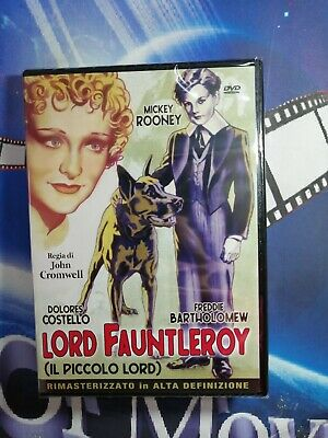 Lord Fauntleroy - Il Piccolo Lord (1936)  [DVD*A&R