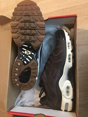 f4f1266a96 Nike Air Max Plus EF Velvet Brown Size 9.5 Uk Mens Trainers 97 95 TN 90