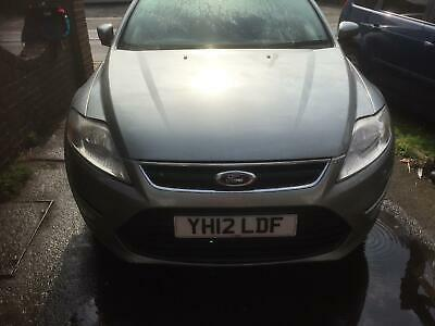 Ford Mondeo 1.6TDCi ( 115ps ) ECO ( s/s ) 1596cc 2012.75MY Edge