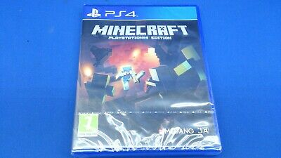 Minecraft Playstation 4 Edition (PS4) New and Sealed