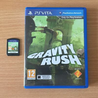 Gravity Rush Daze -- PlayStation PS Vita -- Fast Post