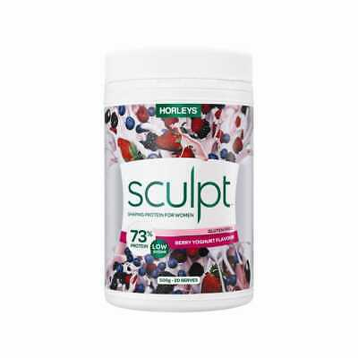 Horleys Sculpt 500g - Berry Yoghurt