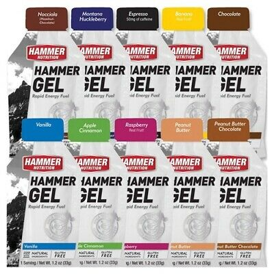 Hammer Nutrition 24 x 32g - Apple Cinnamon (BB 30/4/19)