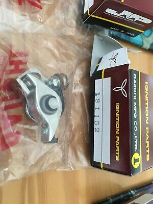 NOS GT380 GT 380 TRIPLE CONTACT BREAKERS POINTS 33160-33010 2 181152 & 3 Cond