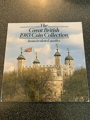 1983 Great British Coin Collection (BUNC)