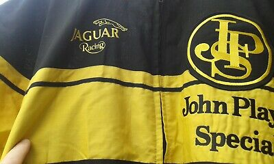 Genuine  Veritable Combinaison De Mecanicien Jaguar Twr  Racing  Mechanic  Suit