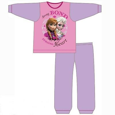 Girls Disney Frozen Pyjamas Pj's Nightwear 18-24 Months