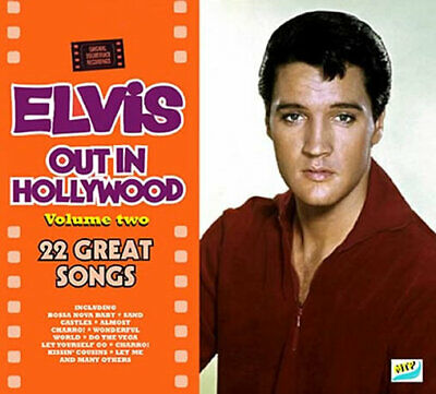 Elvis Presley - OUT IN HOLLYWOOD Vol.2 - DigiPak CD - New & Sealed *************