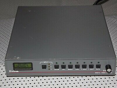 Extron DVS 100 Digital Video Scaler