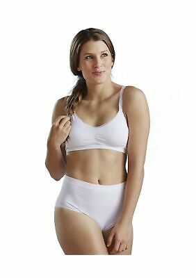 Cantaloop C-Section Briefs Twin Pack, (Black/White) L