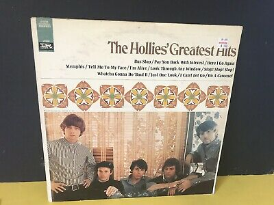 The Hollies-Greatest Hits-Imperial-1967-Plays Great-Check Out My LP's