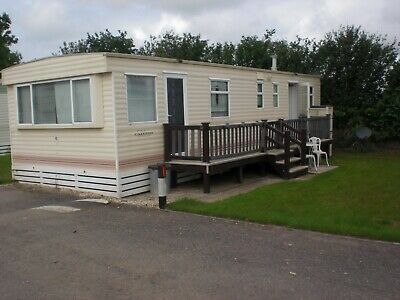 Caravan Holiday Devon & Cornwall Border Sleeps 5. One week from £175.00 per week
