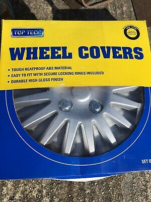 """Brand New 14"""" Inch Wheel Covers"""