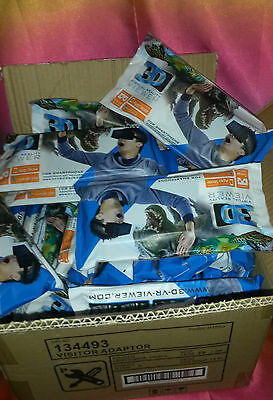Job Lot 49 X   3D Virtual Reality Viewer For Smartphone. Free Fast Postage.
