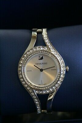dd5d832d48f5ed SWAROVSKI ETERNAL 5377545 MB Stainless steel/Wht/ ladies' watch NEW WITH  TAGS