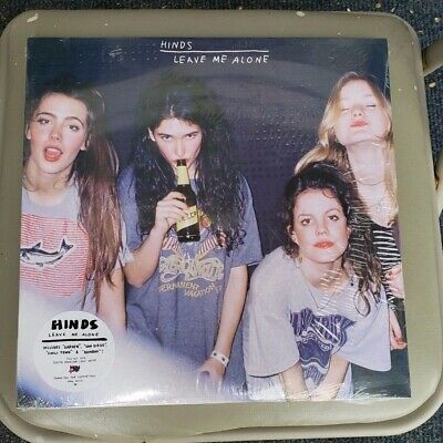 "Hinds--Deluxe Edition vinyl ""Leave Me Alone"" & ""Songs You might not know we had"""