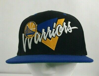 newest dfea4 5a766 Golden State Warriors NBA Mitchell   Ness Adjustable Cap Hat Steph Curry