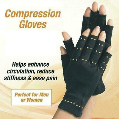 Magnetic Anti Arthritis Health Compression Therapy Gloves Rheumatoid