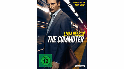 The Commuter     -  DVD NEUWARE