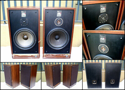 Vintage Acoustic Research AR38S 2 Way Speaker System (100W, 8 Ohms)