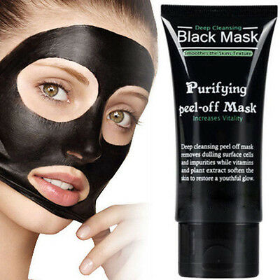 Blackhead Remover Nose Face Mask Strip Black Head Pore Acne Cleansing Mud HOT YP