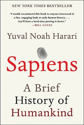 Sapiens: A Brief History of Humankind by Yuval Noah Harari (eBooks, 2018)