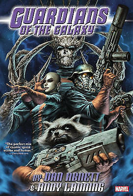 Guardians Of The Galaxy By Abnett & Lanning Omnibus by Dan Abnett #5263