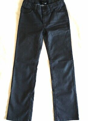 Joe's Jeans Boys Slim Fit Trousers Dark Grey Excellent Condition Age7/8
