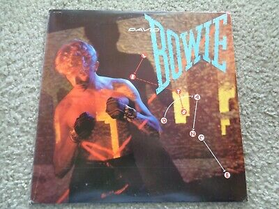 David Bowie Lets Dance Vinyl LP Record