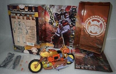 Junkion Metal Color in Stock New Transformers KFC Toys Masterpiece MP Dumpyard
