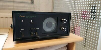 Sansui TU-777 Solid State Stereophonic Tuner (1969)