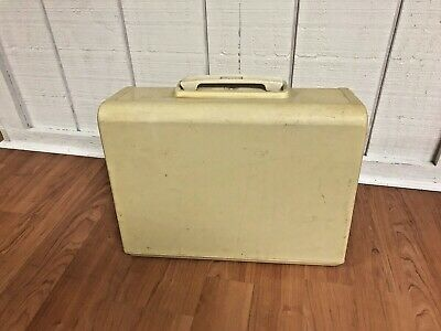 Vintage Sears Kenmore Sewing Machine Carrying Case FREE U.S. SHIPPING