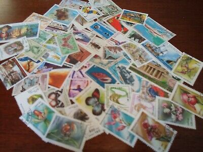 Collection lot 50 different stamps of Malagasy / Madagascar