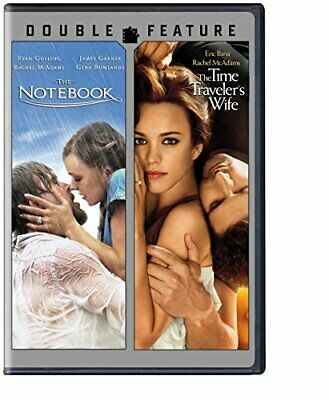 Notebook, The / Time Traveler's Wife, The (DVD) (DBFE)
