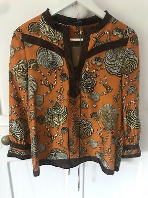 19ea78df Beautiful Silk Gucci Tunic Ganni Blouse. Rrp £1,345, Rixo Baroque Size 10/