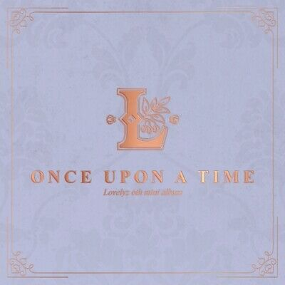 Lovelyz ONCE UPON A TIME 6th Mini Album NORMAL CD + PHOTO CARD + POSTER IN TUBE