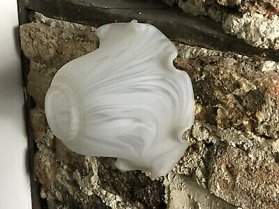 Glass Light Shade Opal White Very Very Rare Collectors Buy Wow Wow Wow