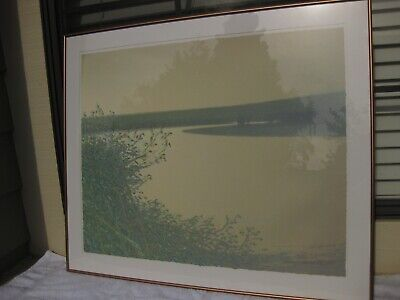 Russell Chatham Fishing The Good News River Suite 1986, Artist Proofs