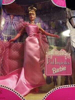 1998 TOYS R US Special Edition Pink Inspiration Barbie NRFB