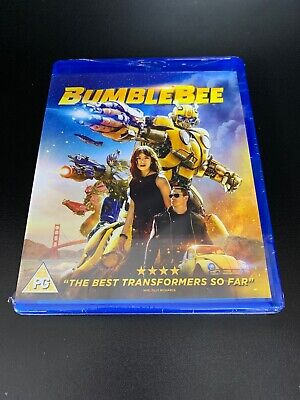 Bumblebee (Transformers) - Blu Ray  Official UK Clearance Stock - New & Sealed