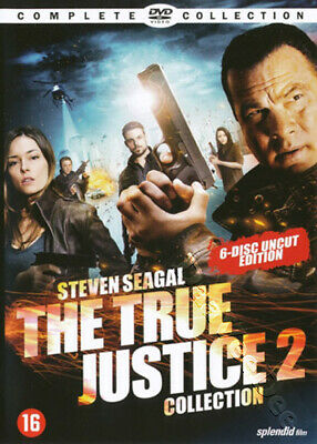 OUT FOR JUSTICE Steven Seagal Jerry Orbach Dvd Movie Film